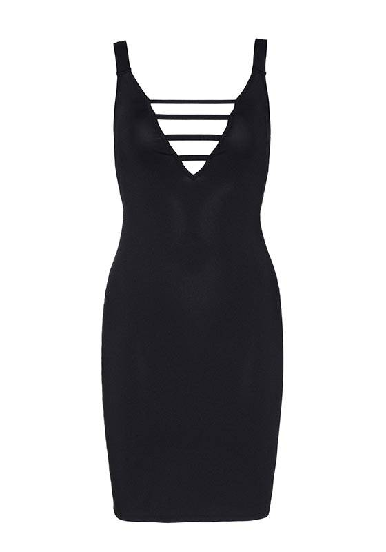 Mini vestido Deep-V - Leg Avenue