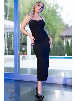 Vestido Longo Chilrose CR-4379