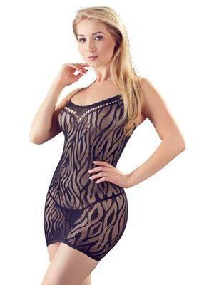 Mini Vestido NO: XQSE