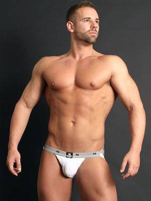 Jockstrap Meyer Original Edition Branco