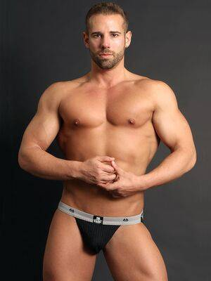 Jockstrap Meyer Original Edition Preto